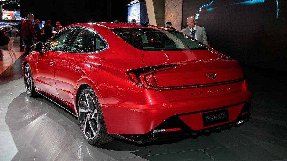 مواصفات سيارة Sonata 2020