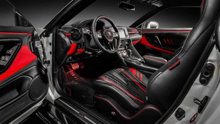 سيارة نيسان GTR معدلة تبهر التوقعات