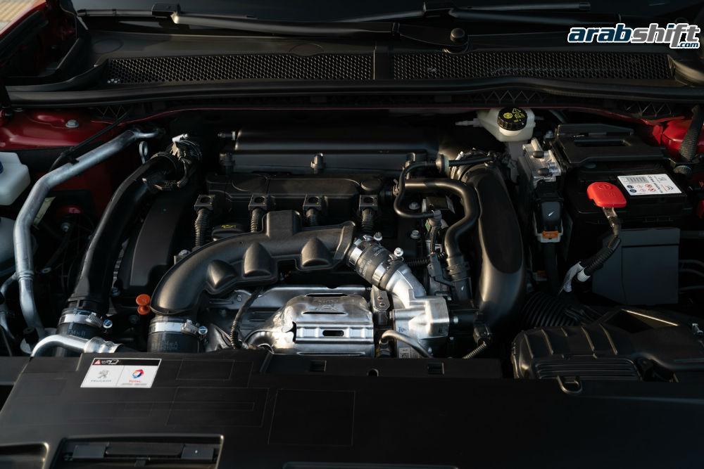 محرك بيجو 508 موديل 2019