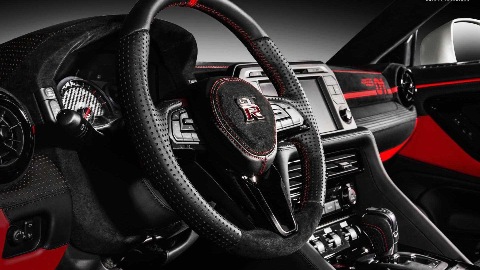 مقود نيسان GTR معدلة