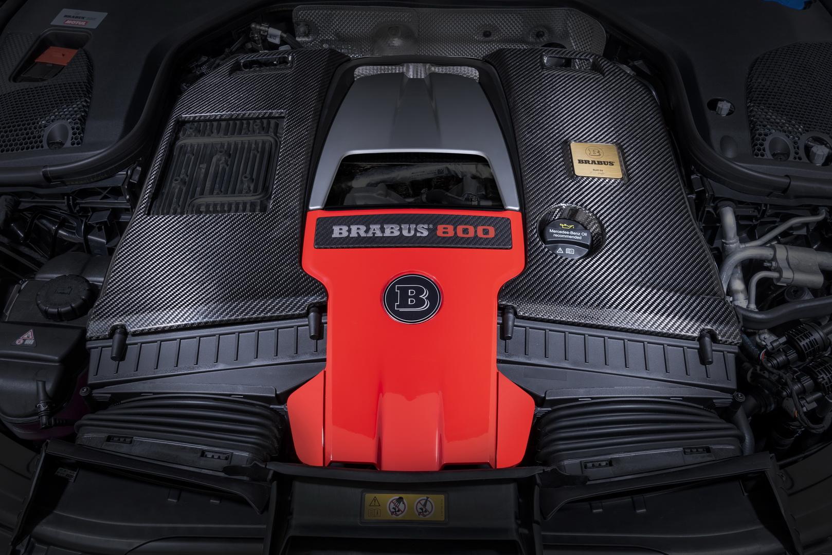 محرك مرسيدس GT4 AMG