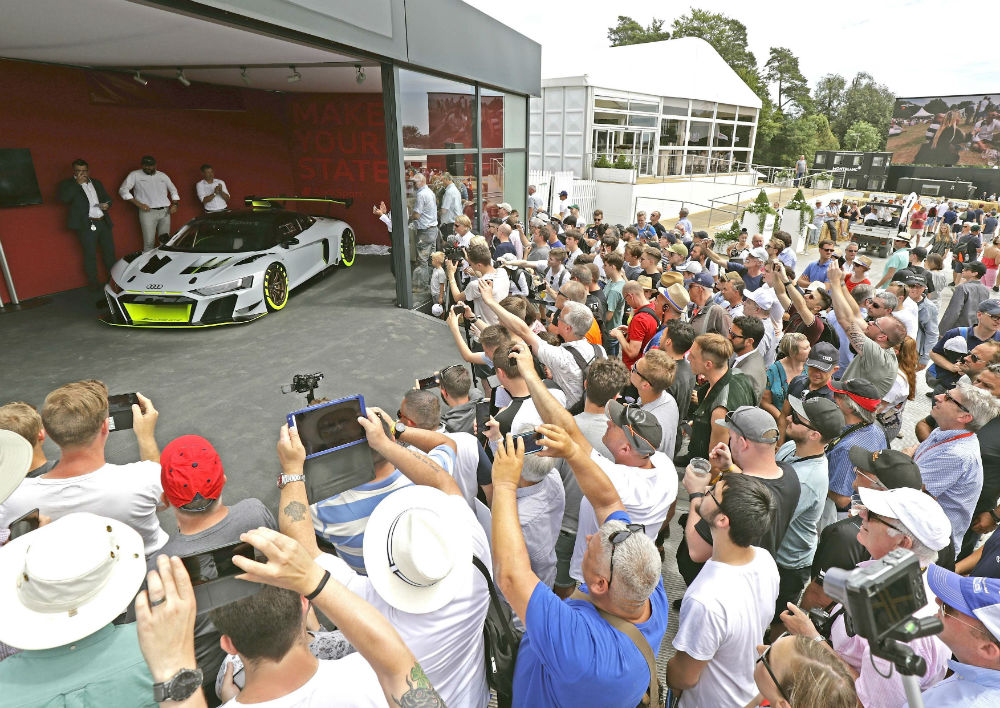 Goodwood Festival of Speed_R8 LMS GT2