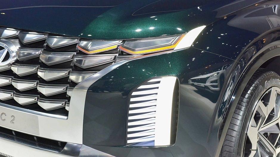 شاهدوا سيارة هونداي توسان 2021 الجديدة بصورها التجسسية