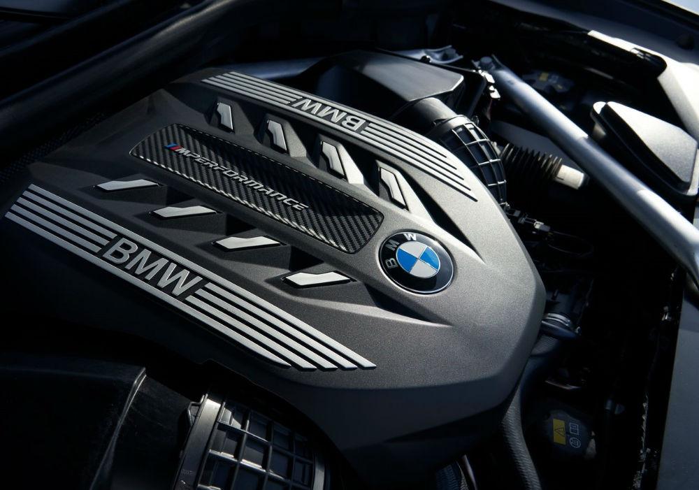محرك بي ام دبليو X6M 50i 2020-