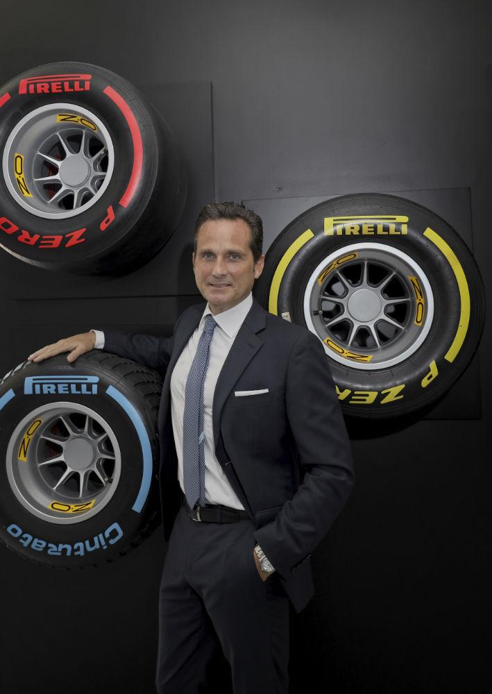 ألبيريكو أفوجادرو، المدير الإداري لشركة بيريللي في الشرق الأوسط-w1000-h1000