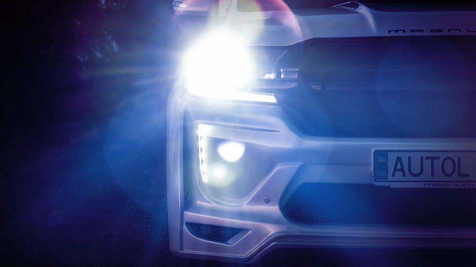 ظهور سيارة تويوتا لاندكروزر 200 معدلة بهوية تصميمية رائعة