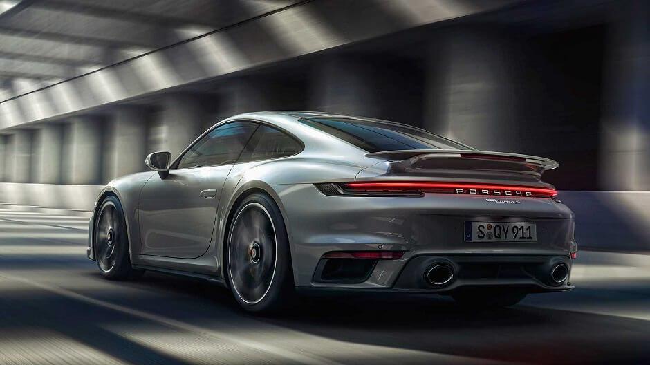 سيارة بورش 911 تيربو 2021 S