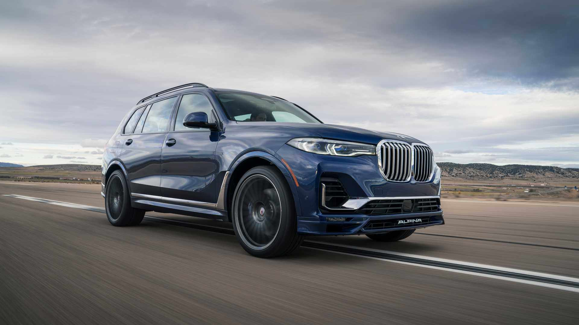 BMW XB7 الجديدة