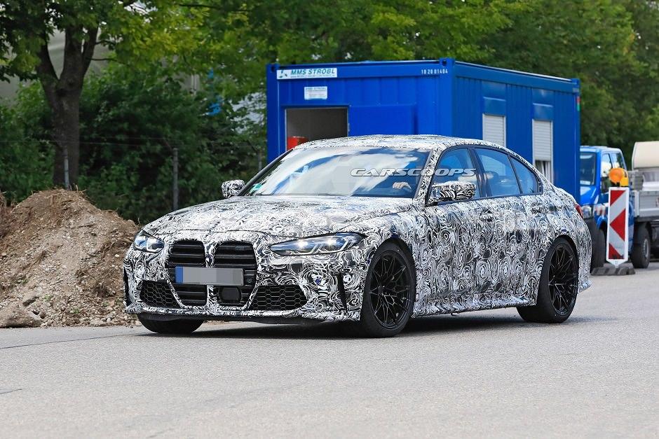 سيارة M3 2021 الجديدة