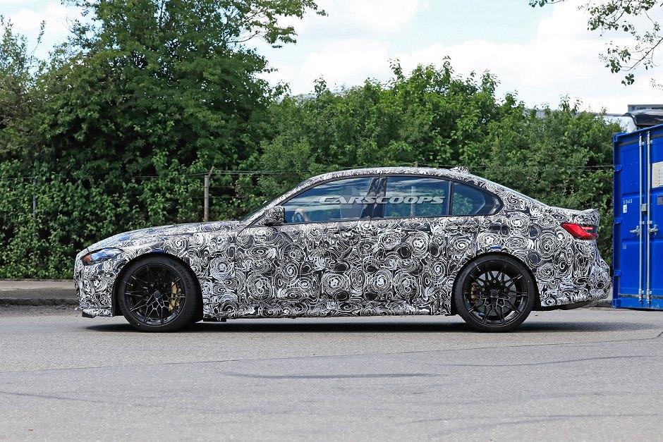 صور سيارة M3 2021 الجديدة